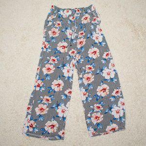 Joe B Striped Floral Pant